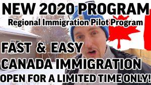 Regional Immigration Pilot Program-ripp